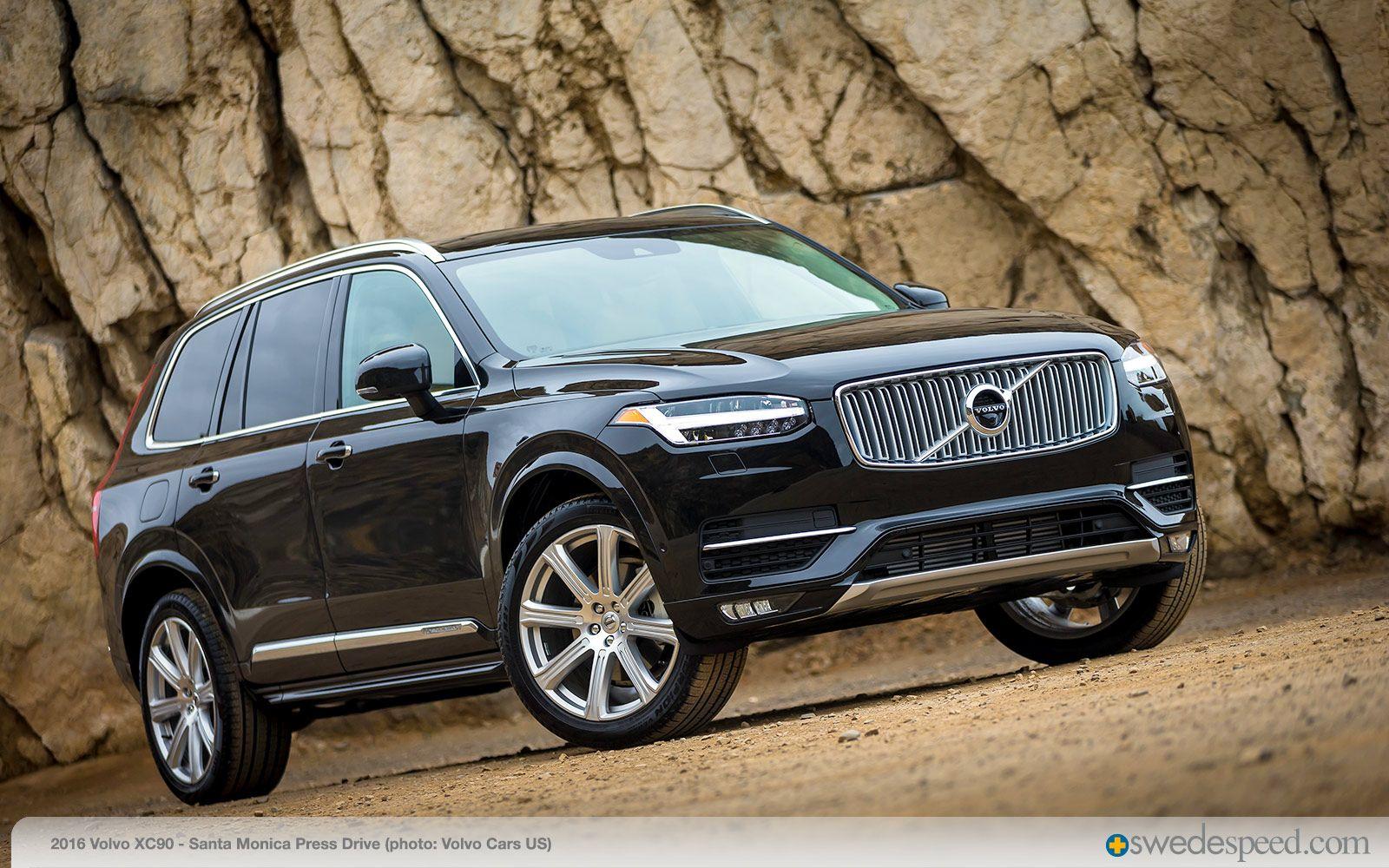 Volvo Xc90 T6 Volvo Xc90 Volvo Cars Best Suv Cars