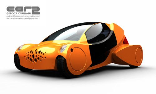 By Carner Futurism Car New Cars Future Auto TINY - Awesome new cars