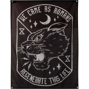 We Came As Romans Panther Poster Flag Wecameasromans Wcar