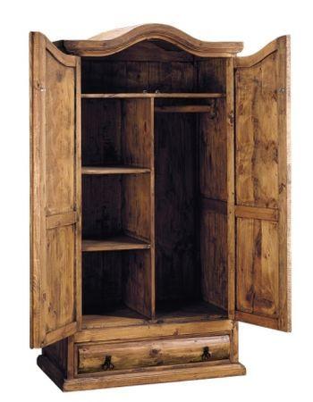 Ventana rustica mueble buscar con google muebles y for Armarios roperos rusticos baratos