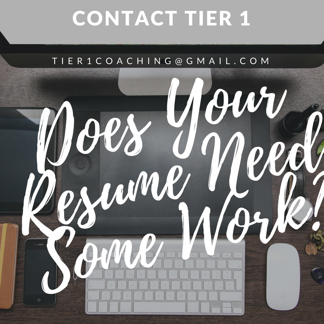 Now Is A Good Time To Revamp Your Resume Get Ready For