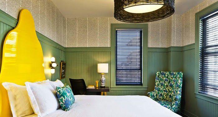 Schlafzimmer gemütlich einrichten Interior