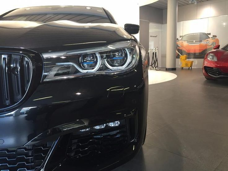 Awesome BMW 2017 2016 Black BMW 7 Series 750i For Sale In Sandton