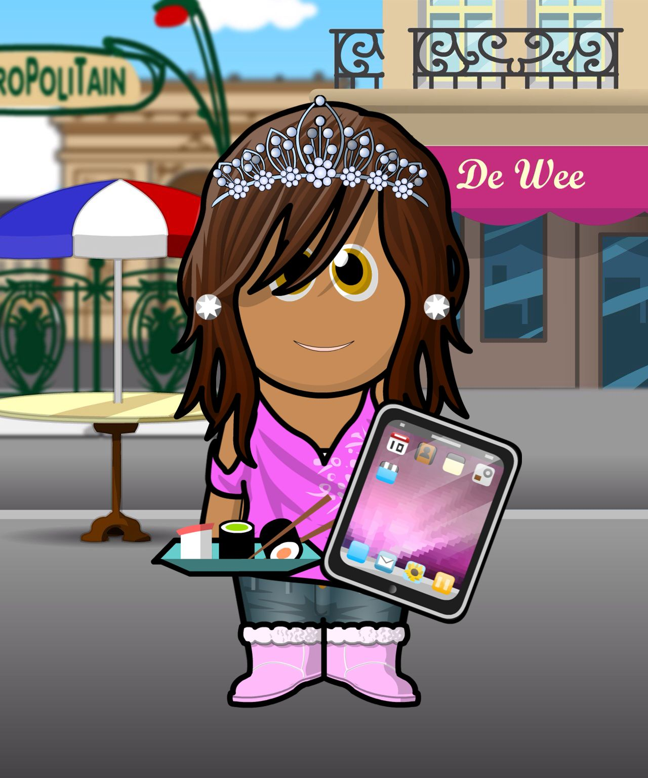 Pin by Makena Pereira on Wee mee Avatar creator, Dolls