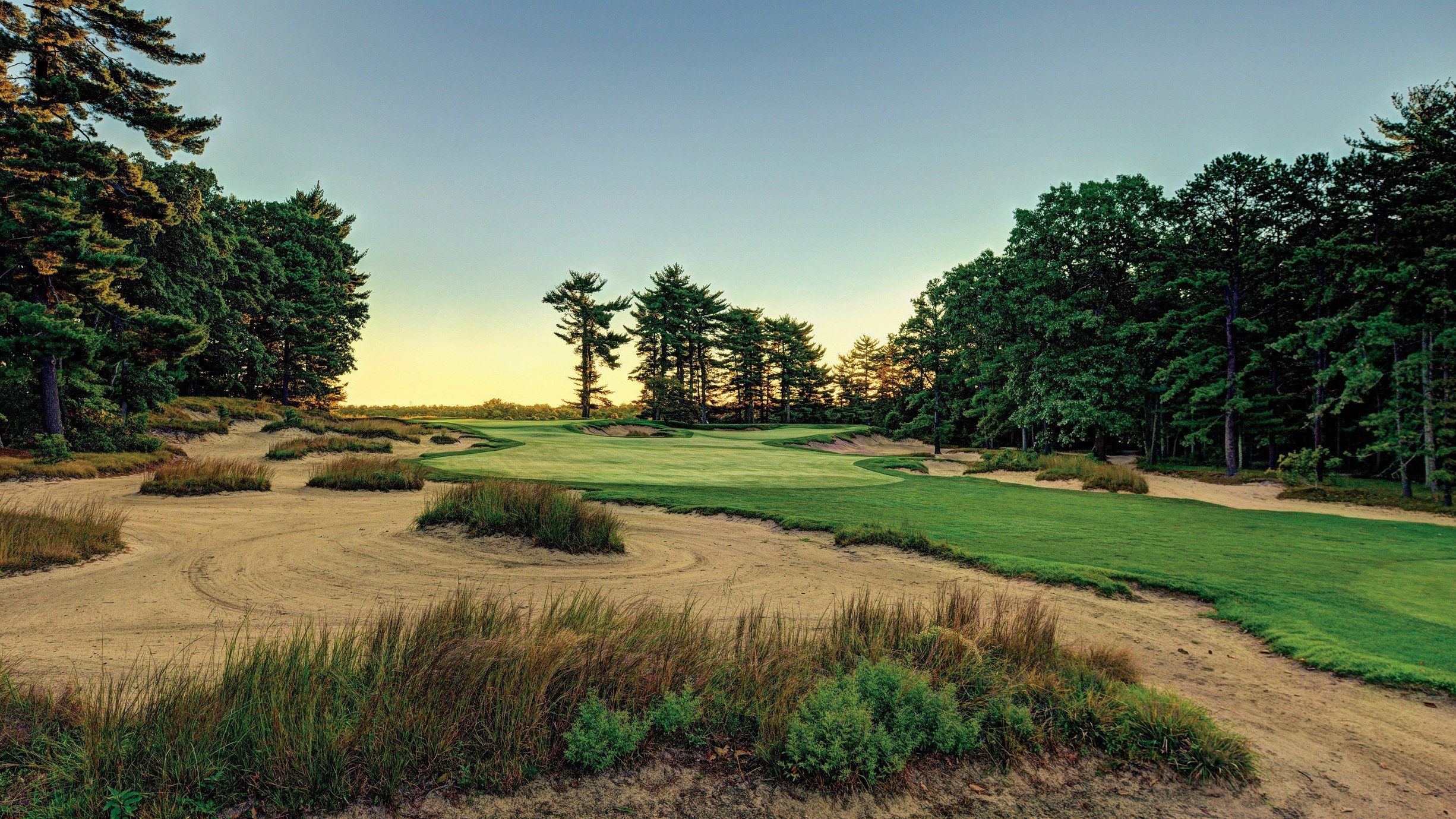 Pine Valley Golf Club like you've never seen it: Exclusive ...