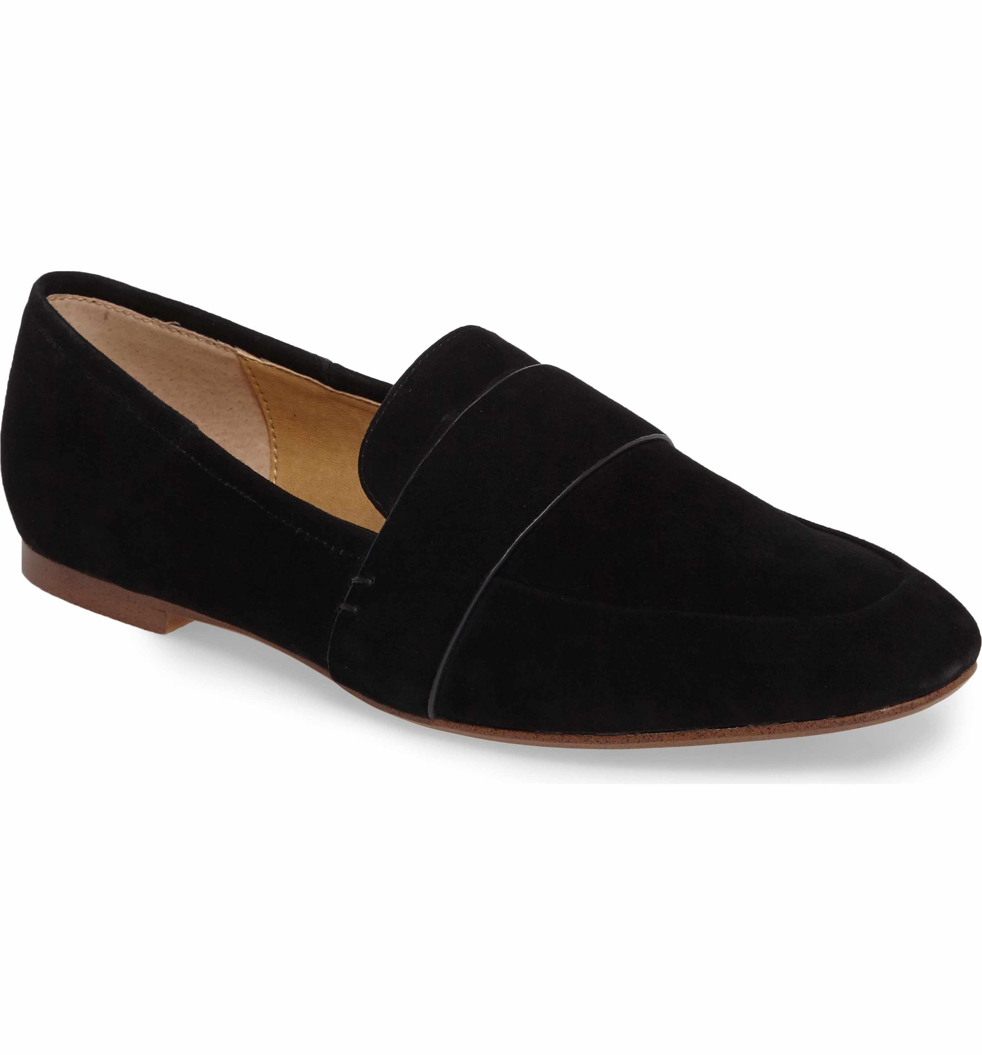Splendid Womens Delta Loafer Flat