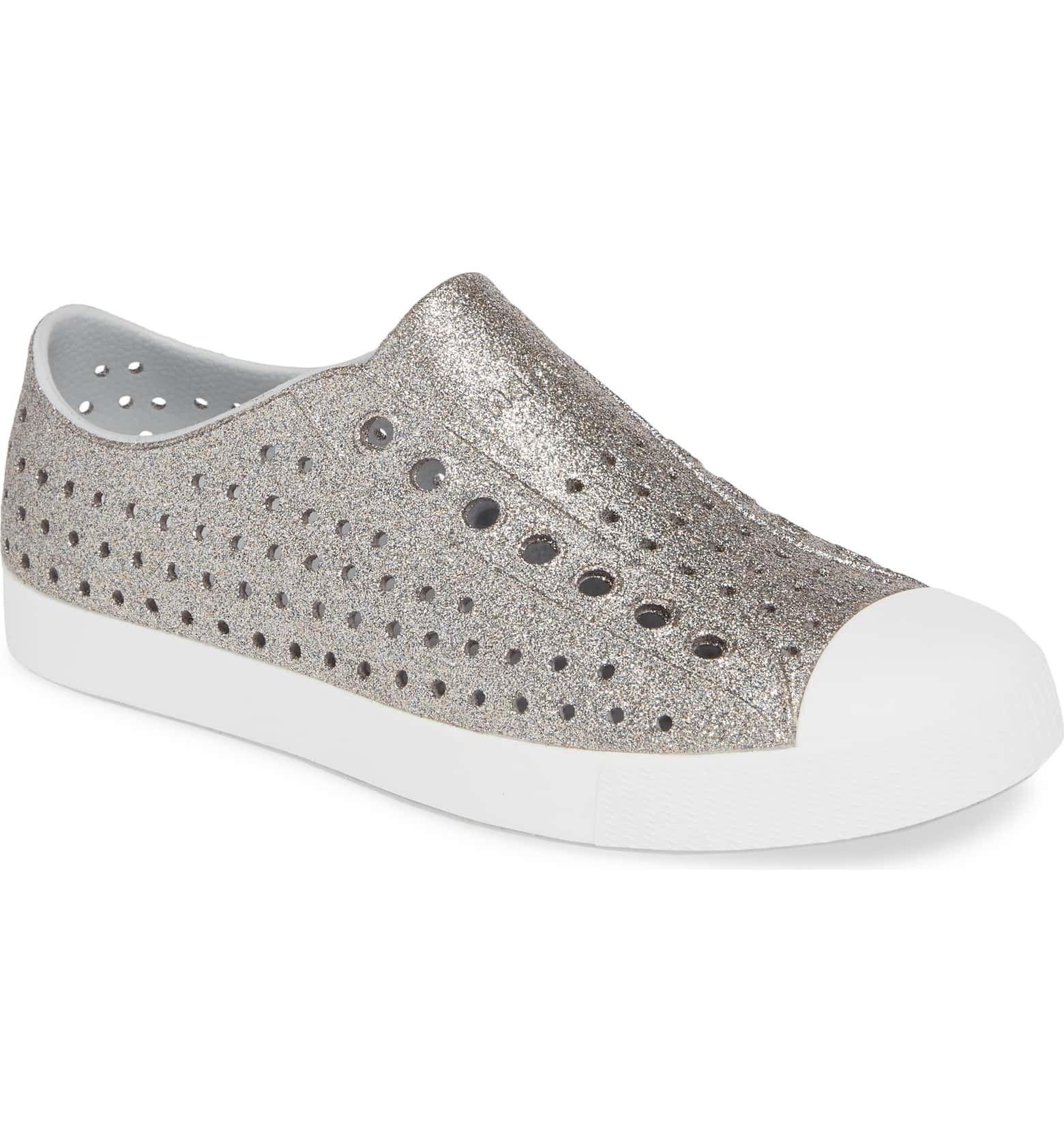 Native Shoes Jefferson Glitter Water