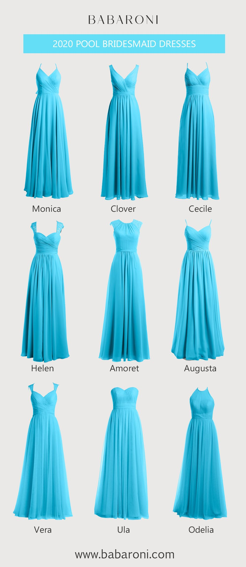 SKU: Tons available Price: Under $99.00 Color: pool Size: All Sizes Available  #babaroni #bigsale #christmas #christmassale #christmasdeals #wedding #wedding #weddings #weddings #weddingdress #weddingdresses #bridalgown #bridesmaid #bridesmaiddress #bridesmaidgown #bridesmaidgowns #bridesmaiddrsses #bridesofhonor #chiffondress #longdress #dreamdress #longgown #pooldress #poolcolordress