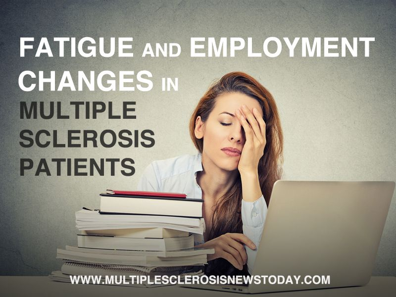 Fatigue and employment changes in multiple sclerosis