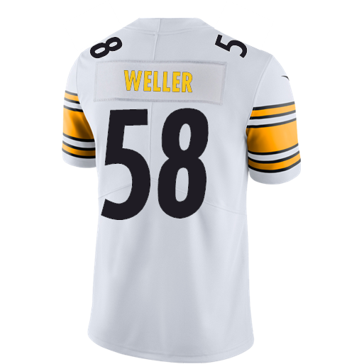 cheaper 977ae ae46c Men's Nike Limited Custom Away Jersey | steelers ...