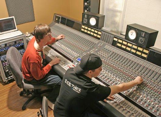 FADEL WALKMANu0027S BLOG Audio Engineering Audio Engineering - studio recording engineer sample resume