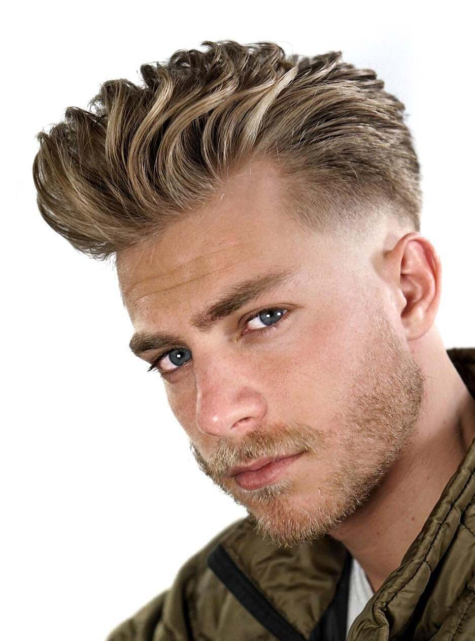 Best 50 Blonde Hairstyles For Men To Try In 2019 Mens