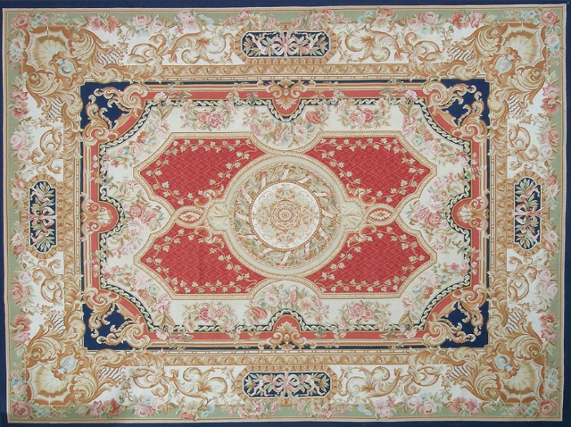 An In Depth Look At The History And Art Of Aubusson Rugs What Sets Them Apart From All Other Types