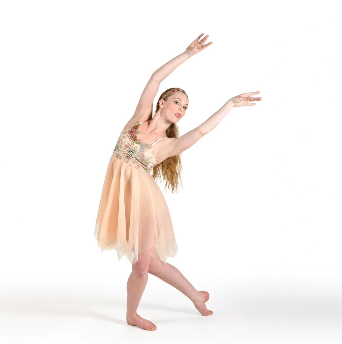 """""""Autumn"""", Victoria Dancewear perfect for """"Something In The Water"""" ''Autumn Fairy'' in """"Cinderella"""""""