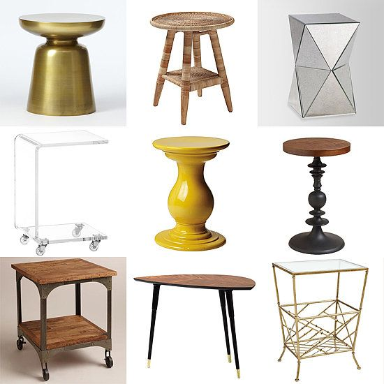 Ordinaire Accent Tables That Only Look Expensive
