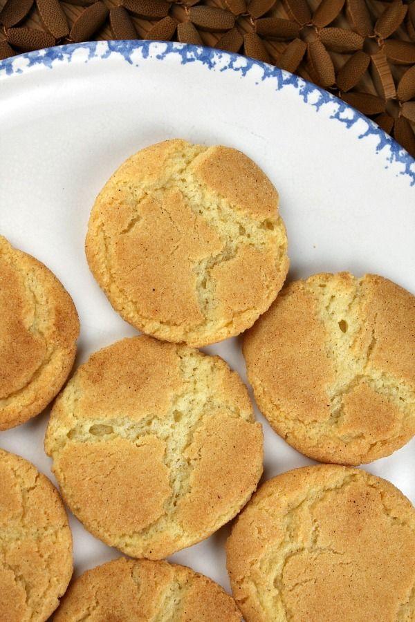 Favorite Cookie... ever:  Snickerdoodles