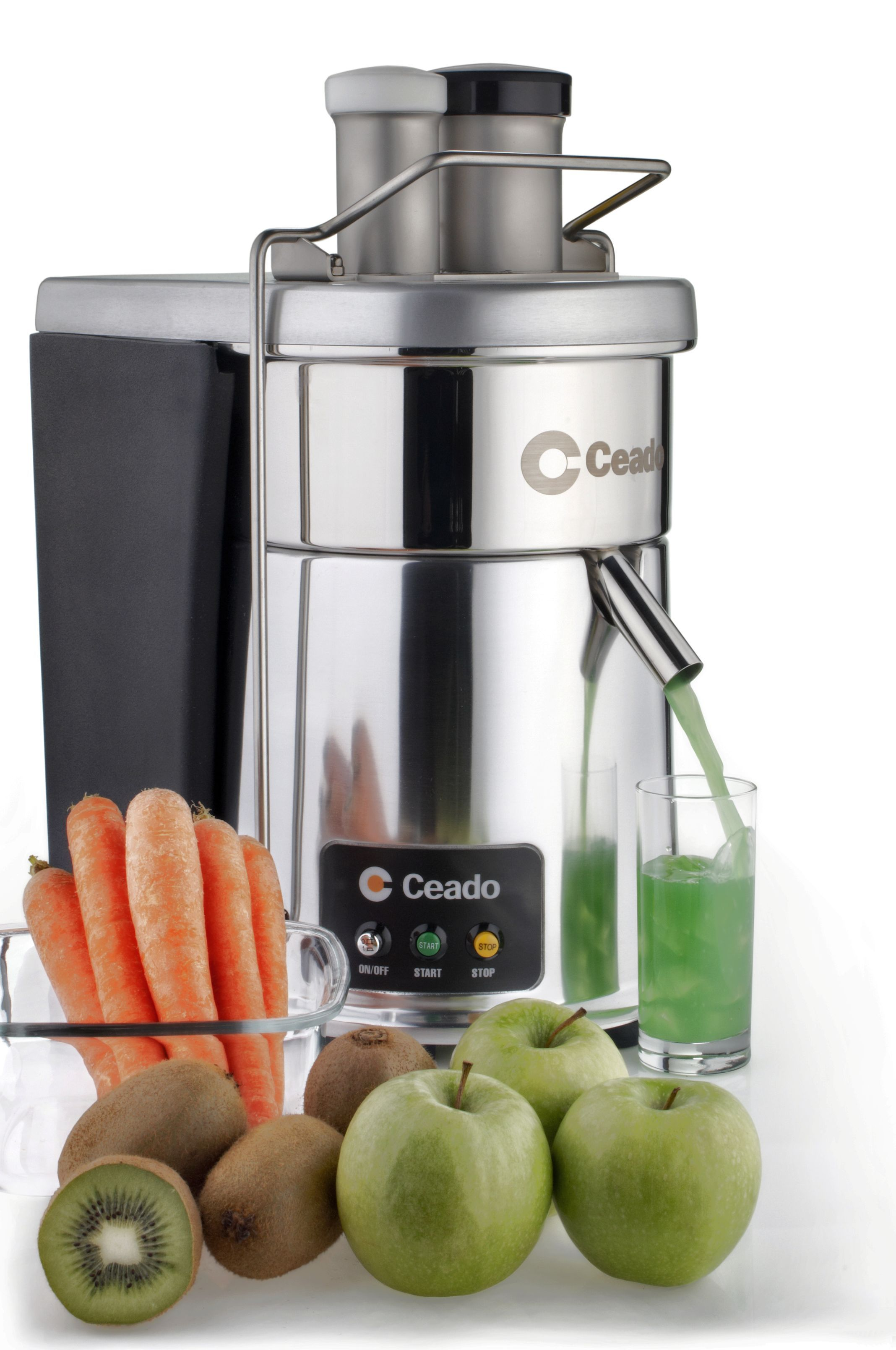 ES700 Commercial juice extractor, designed for the