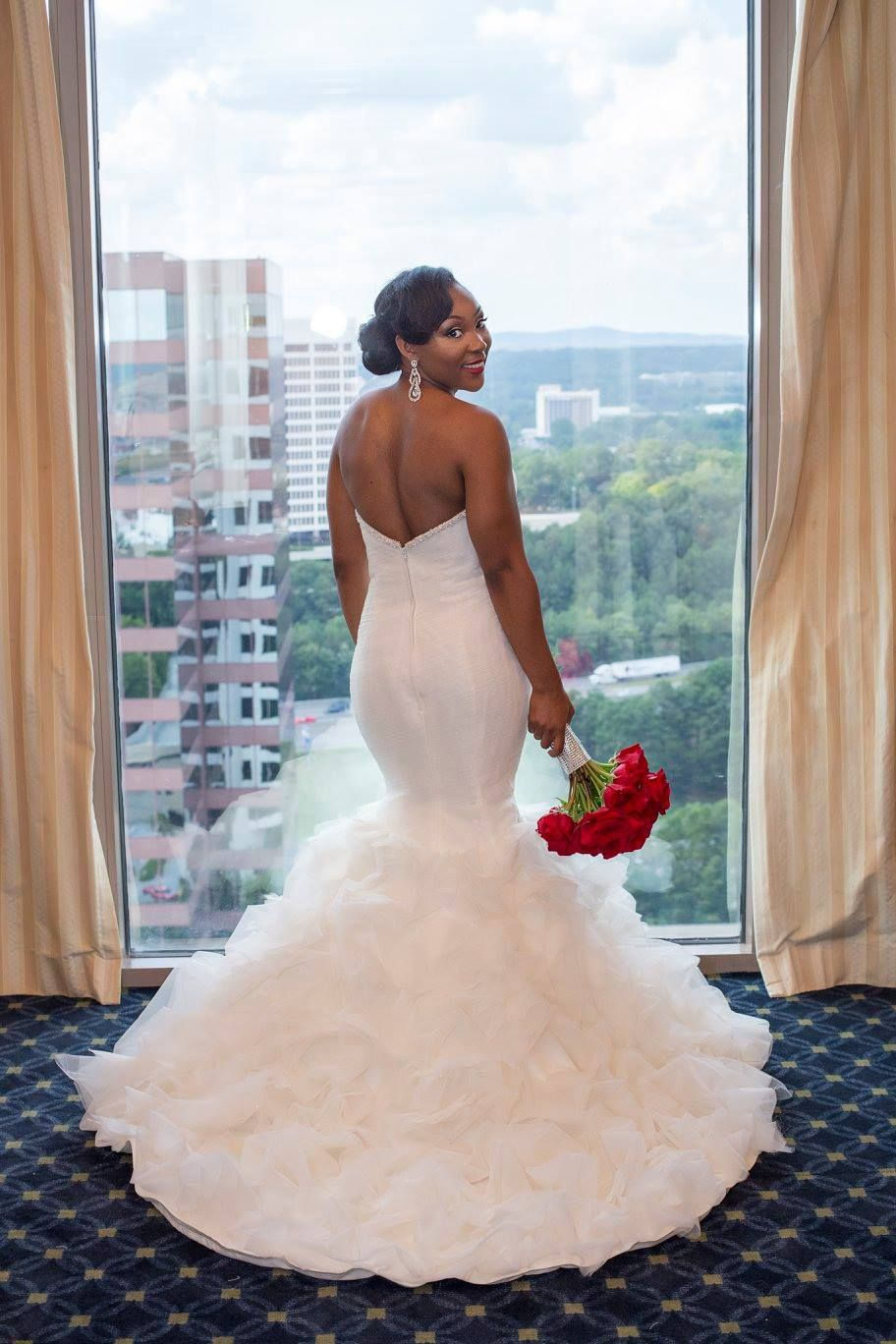 Winnie Couture Esme 8405 African Weddingswedding Gownswedding