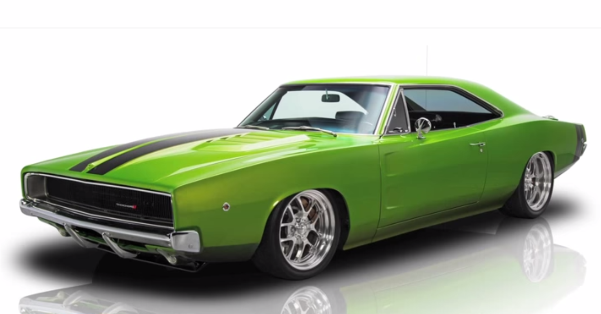 1968 Dodge Charger Awesome Mopar Muscle Car By Muscle Rod Shop Dodge Charger 1968 Dodge Charger Mopar Muscle Cars