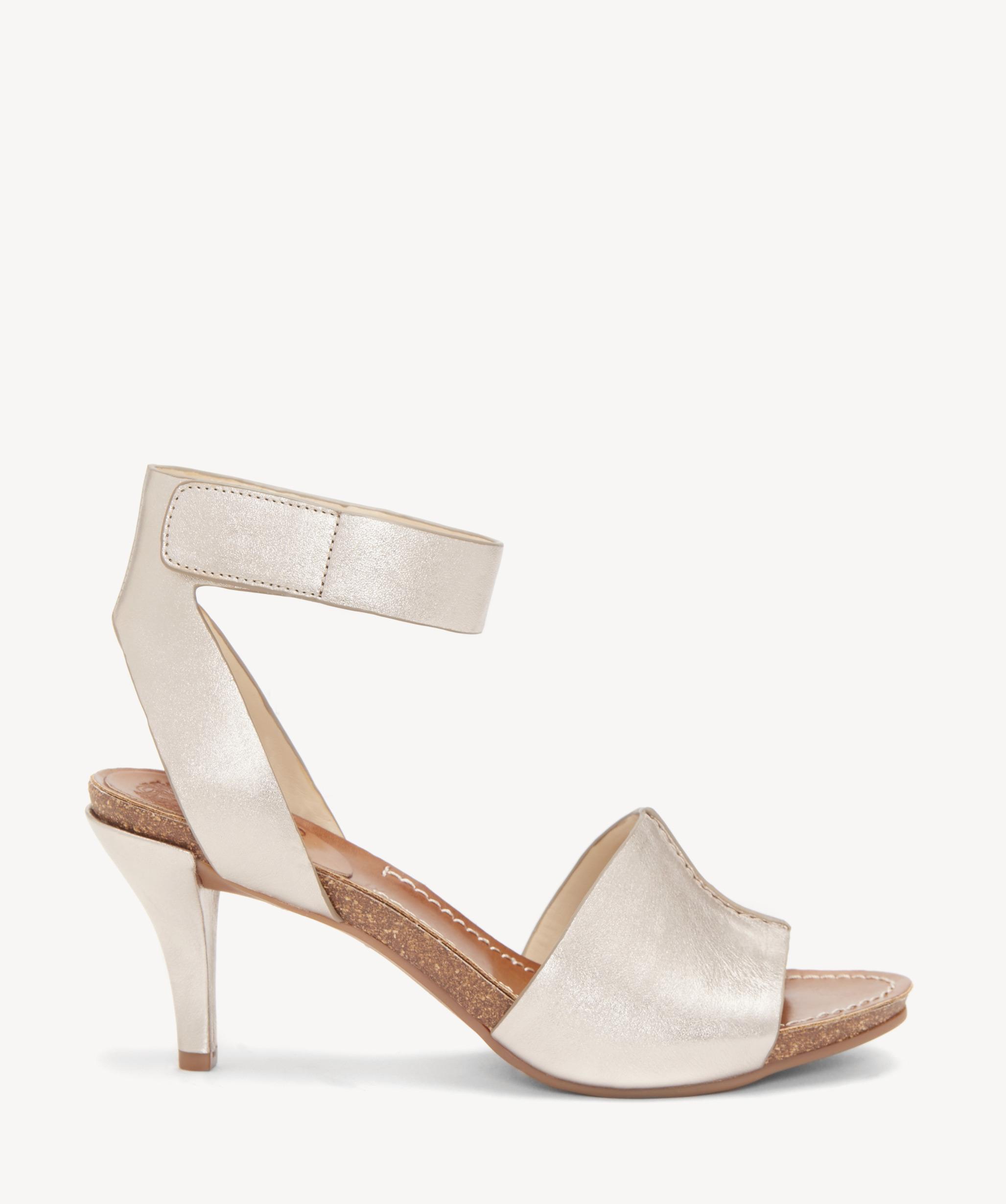 9049ee870cd Vince Camuto Women s Odela Heeled Sandals In Color  Rose Silver