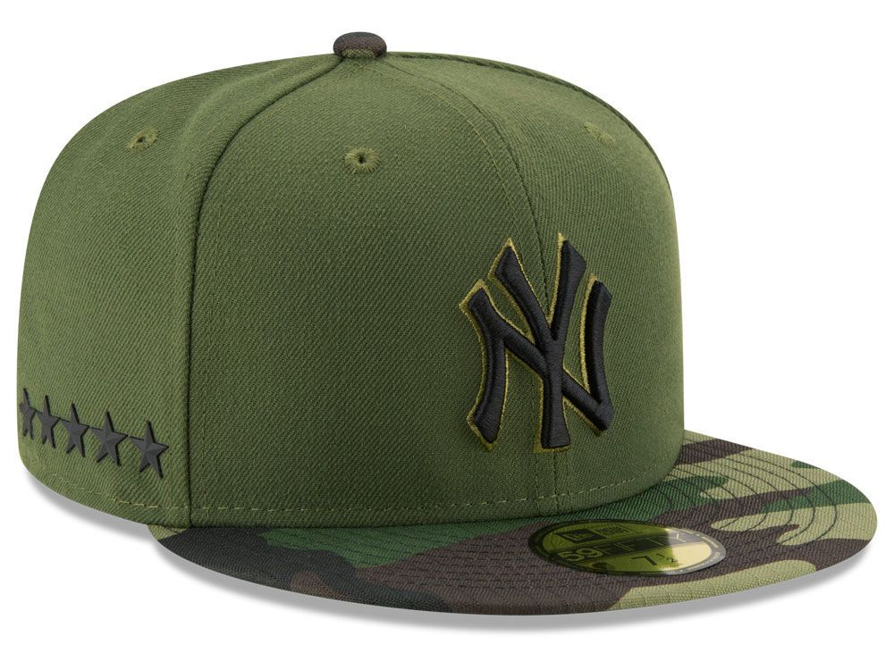 9c51f81f New York Yankees New Era 2017 MLB Memorial Day 59FIFTY Cap | MY*LIFE ...
