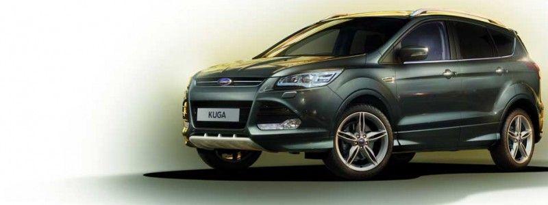 The Ford Kuga Titanium X Sport Coming Soon