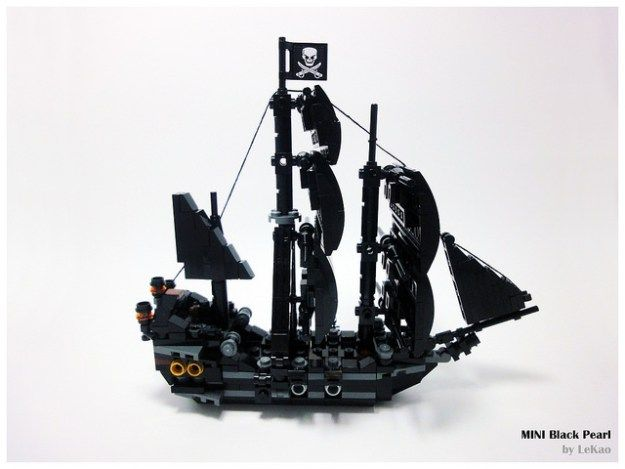 We don't need a bigger boat | Legos and Lego boat