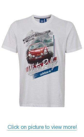 t-shirt adidas porsche