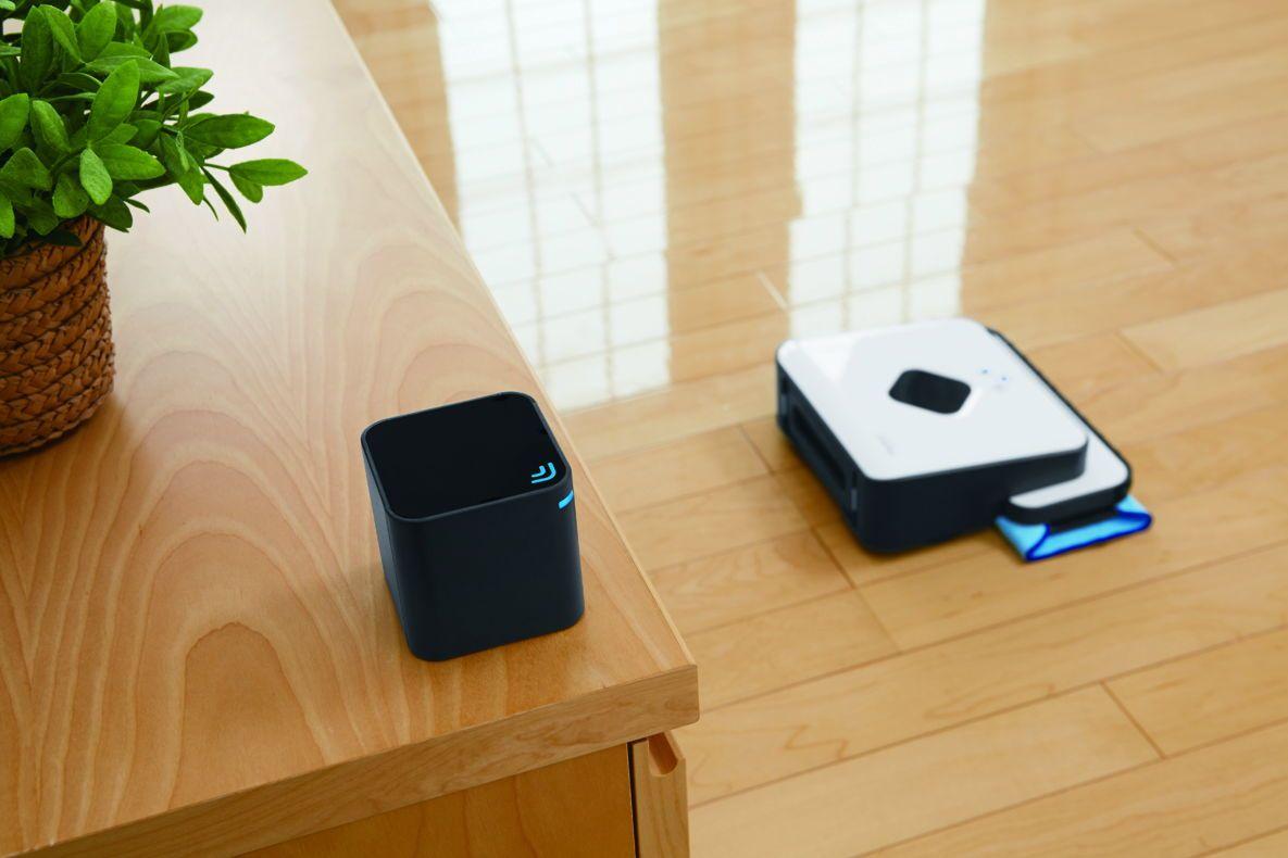 ルンバに続くお掃除ロボ第2弾 床拭きロボット ブラーバ380j 発売決定 ブラーバ 拭き掃除 お掃除