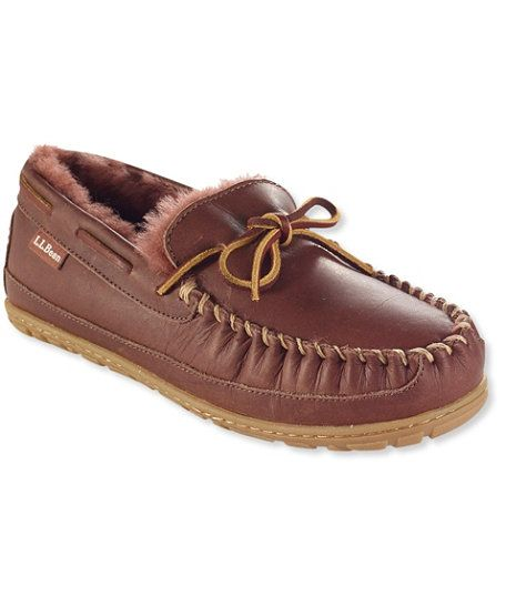 682d8d497a6845 Wicked Good® Leather Camp Moccasins