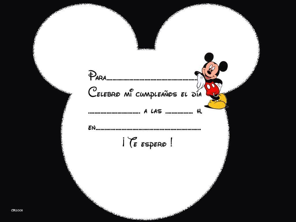 Minnie De Baby Como Invitaciones Mouse Para Hacer Shower