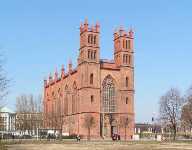 K F Schinkel Kostel Ve Friedrichswerde Berlin 1824 30 Architecture Images Church Architecture