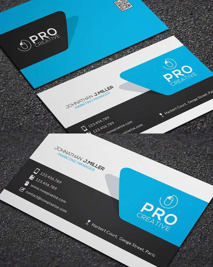 business card - Pesquisa Google | Visiting Card Concepts | Pinterest ...