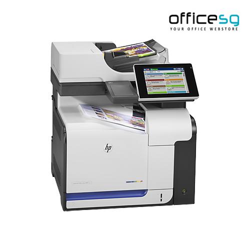 Buy Hp Laserjet Ent 500 Clr Mfp M575dn Prntr Online Shop For Best All In One Printers Online At Officesg Com D Multifunction Printer Laser Printer Hp Printer