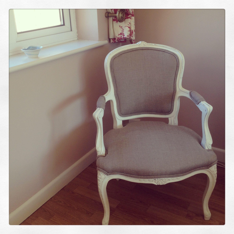 Sam's reading chair