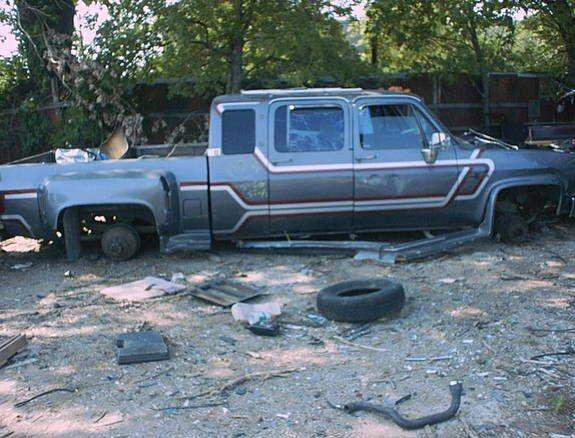 Chevy Mega Cab C30 Body Mods Pinterest Chevy Chevy Trucks