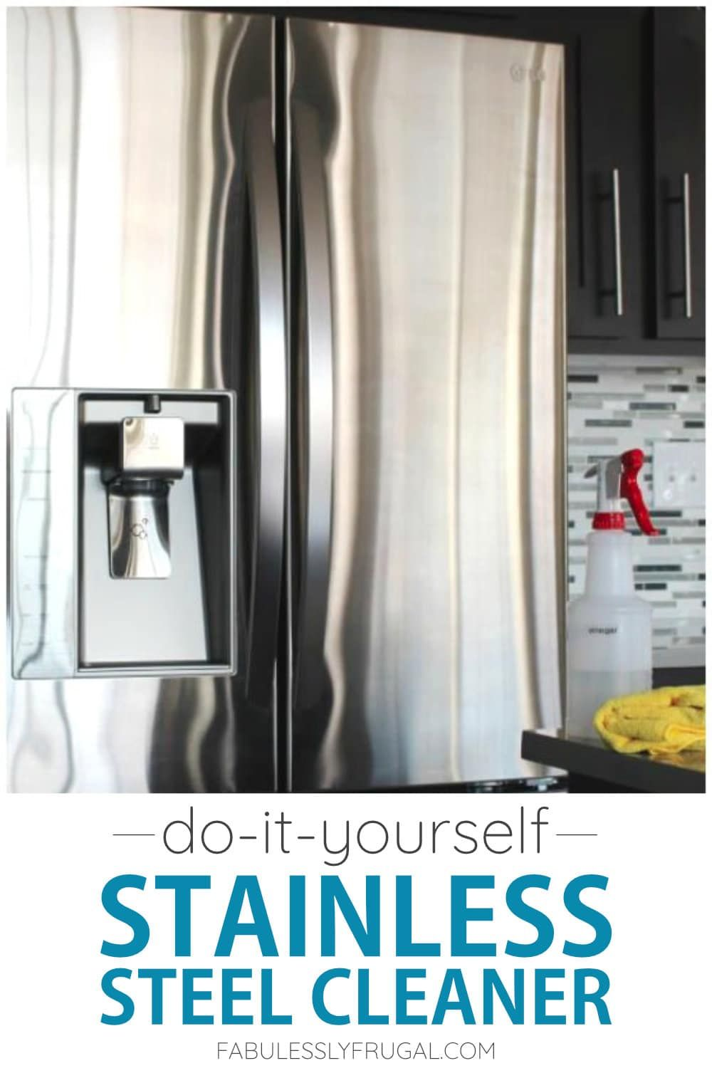 How To Clean Stainless Steel Appliances Frugally Cleaning