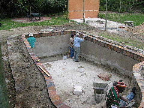 Diy Swimming Pool Diy Swimming Pool Swimming Pools Outdoor Decor