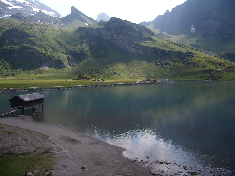 Lake of Engelberg