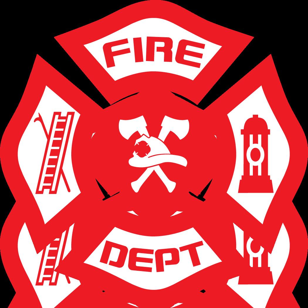 Fireman Emblem Clipart Clipart Suggest Firefighter Logo Fire Department Fire