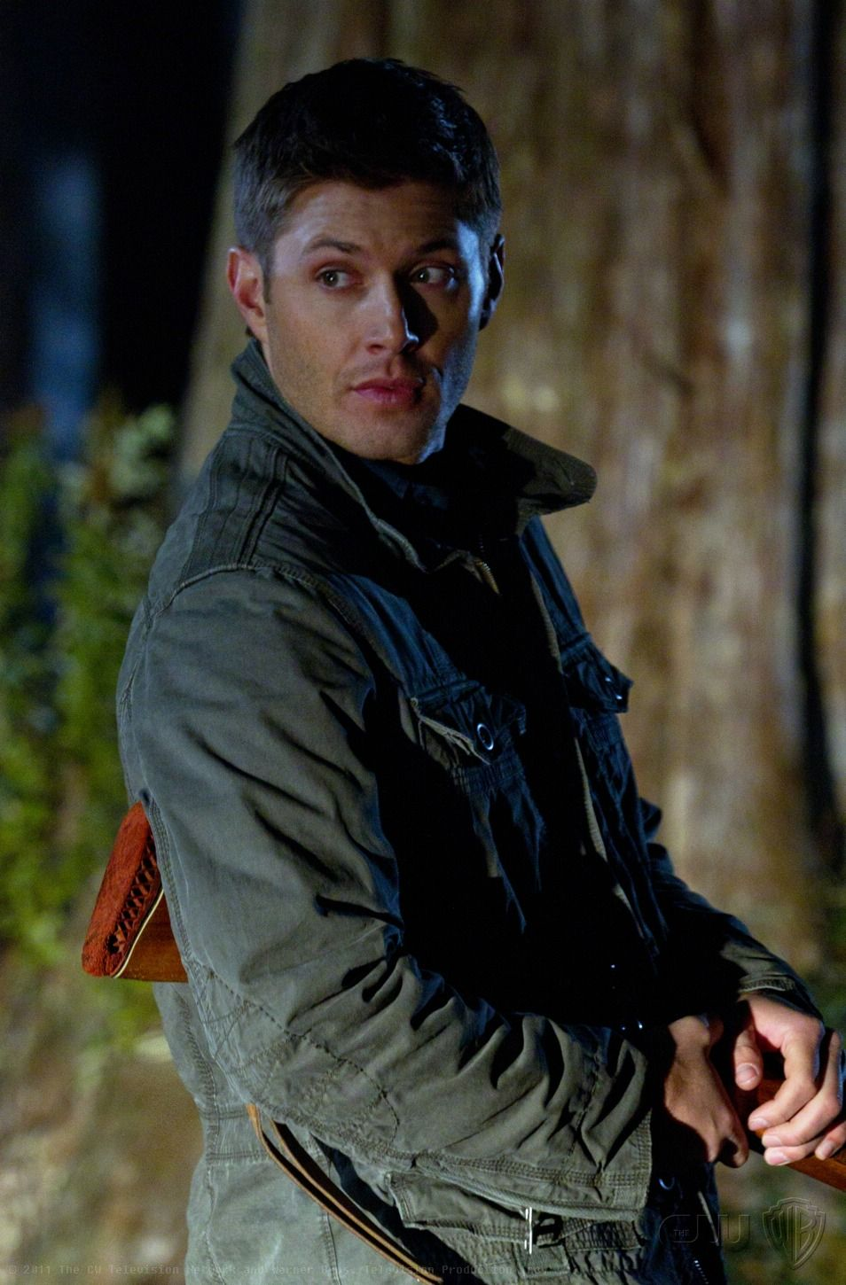 Dean BAMF Winchester #Supernatural 7x09 How to Win Friends and Influence Monsters