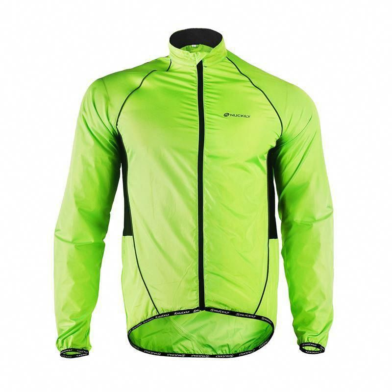 Men/'s Bike Jacket Functional Jacket Slicker Bike Jacket Windbreaker Bike Jacket