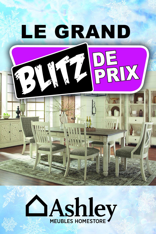 Decouvrez Notre Promotion Le Grand Blitz De Prix Et Profitez De Nos Rabais Sur Une Large Selection De Pro Dinning Room Tables Dining Furniture Dinning Room