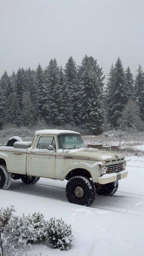 Ford Truck Ford Pickup Trucks Ford Trucks Vintage Trucks