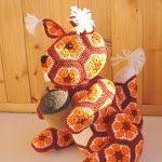 African flowers #Crochet Toys Patterns african flowers #Crochet Toys Patterns african flowers #crochetedflowers