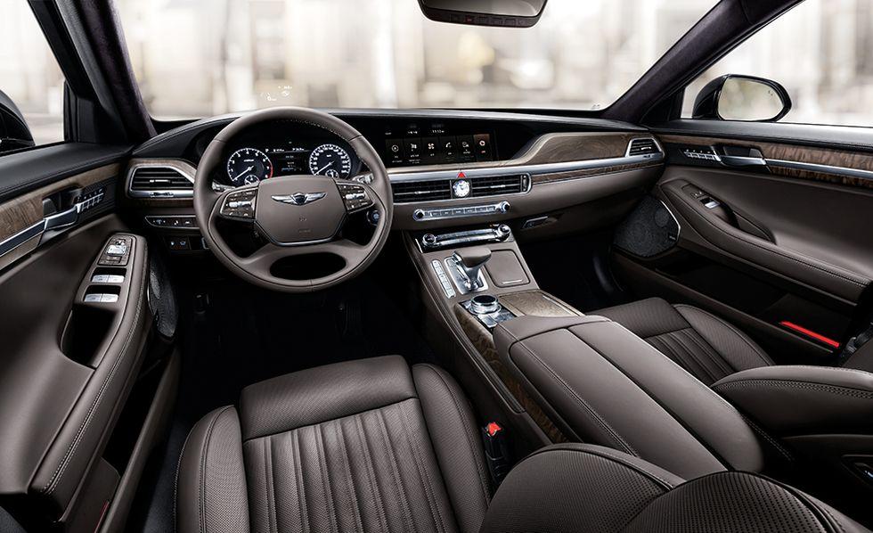 Every Photo Of The 2020 Genesis G90 Hyundai Genesis Hyundai Car