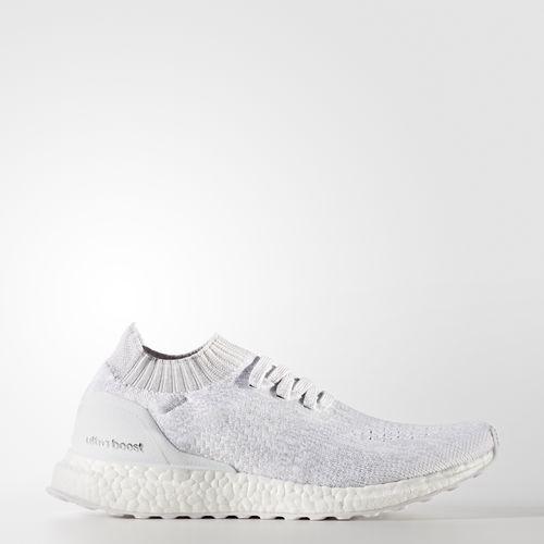 adidas Ultraboost X, Chaussures de Course Femme, Blanc Cassé (Ftwbla/Griper/Balcri), 44 EU