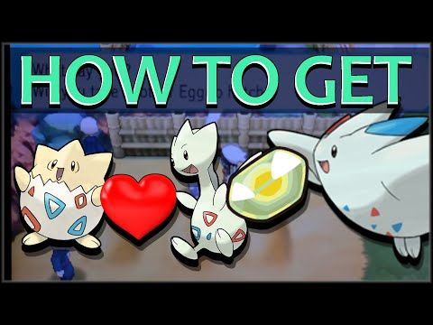 how to get togekiss in diamond