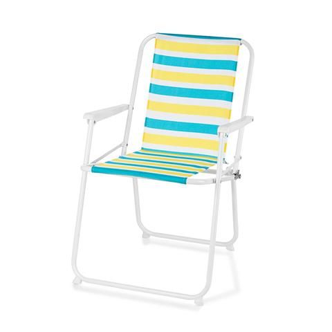 Spring Tension Chair Striped Kmart Striped Chair Outdoor Chairs Tent Camping
