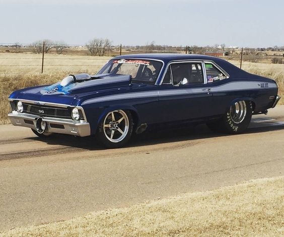 The Banknote Chevy Nova Classic Cars Muscle Chevy Chevy Muscle